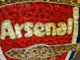 Arsenal Funeral Flowers