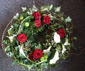 Woodland Contemporary Wreath